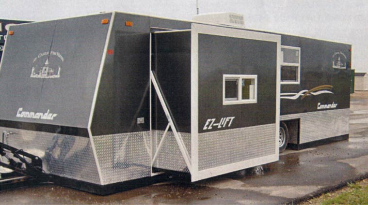Ice fishing the hull truth boating and fishing forum for Ice fish house manufacturers